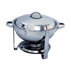 Round Hydraulic Chafing Dish