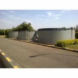 Horticulture Prefabricated Steel Water Tanks