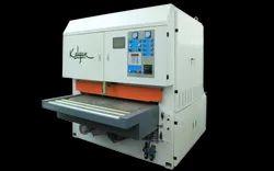 Three Head Wide Belt Sanding Machine  Model KI-1300-RP-RP-B