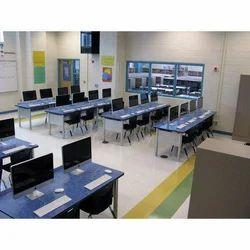 Computer Lab Interior