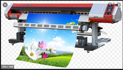 flax printing