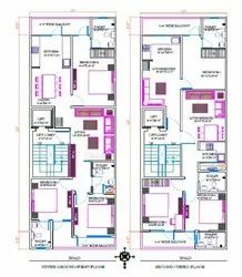 Dwg Architecture Floor Plan, in Pan India, 1