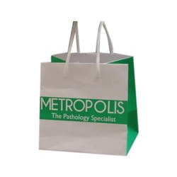 Printed Medical Paper Bag, For Pharmacy, Capacity: 1kg