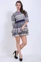 Short  Western Dress
