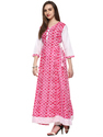 Full Length Cotton Designer Kurta