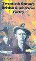 Twentieth Century British And American Poetry