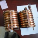 Coaxial Coils Heat Exchanger