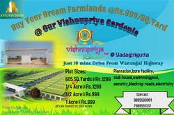 Agriculture Lands For Sale, Size/ Area: 1 acre