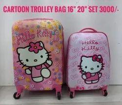 Cartoon Trolley Bag