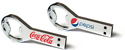 Bottle Opener  Shape Metal USB PenDrive