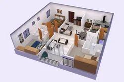 Three BHK Apartments