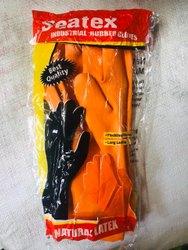 Laxmi industrial rubber gloves