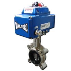 Valtorc Heavy Duty Electric Actuator
