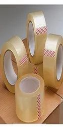Box Packaging Plain BOPP Tapes, Packaging Size: 72 Rolls