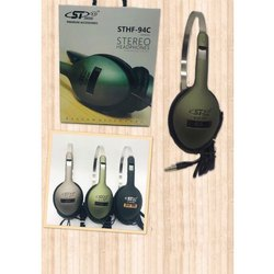 ST Stereo Head Phone, Model Number: Stfc 94c, Packaging Type: Box
