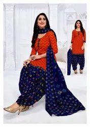 Nafisa Soni Kudi Patiyala Ready Made Printed Cotton Dress Collection
