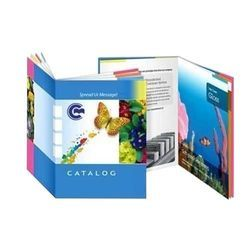 Commercial Catalog Printing Service