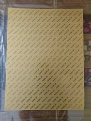 Screen Protector PET Film Golden 9h Tempered Glass Sheet