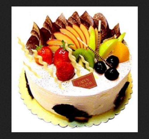 2 Pounds Fresh Fruit Cake at Rs 1200 /piece | Kolar Road | Bhopal ...