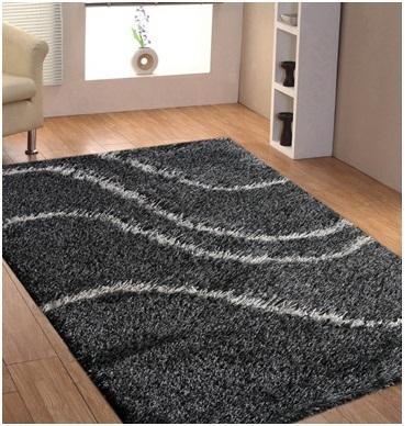 Blue Heaven Shaggy Rugs Rs 700 Piece