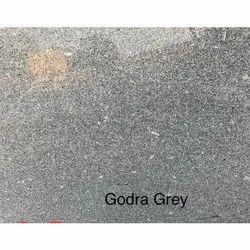 Polished Godra Grey Granite Stone, Thickness: 17mm