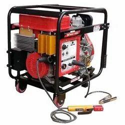 Silent or Soundproof Diesel Portable Welding Generator