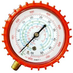 Mighty Mounts High Pressure Compound Gauge