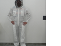 Beekeeping Ventilated Fencing Hood Coverall