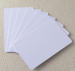 Inkjet PVC White Card