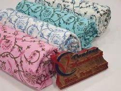 Cotton Block Printed Fabric