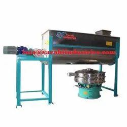 Varahi Industries Ribbon Blender, Capacity: 5kg To 10, 000kg, VRB-500 to VRB-20000