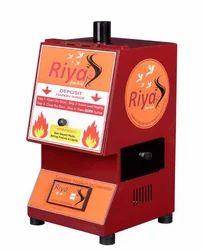 Napkin Burner Machine