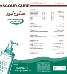 Scour - Cure ( Feed Supplement )