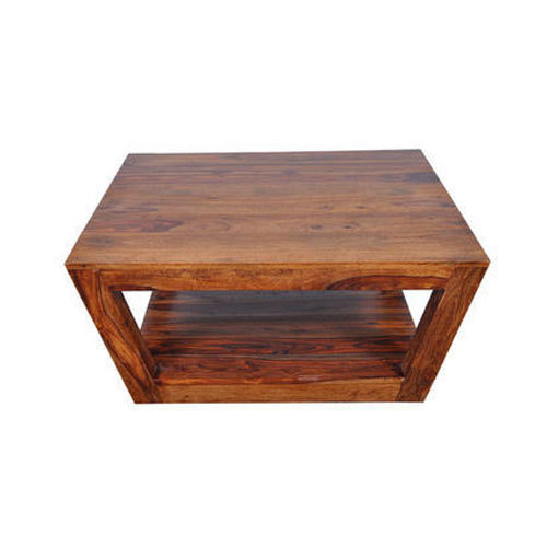 Sheesham Wood Center Table Dimensions 26 X 26 X 33 2 Inch Rs