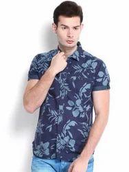 Standard Half Sleeve Shirts For Men