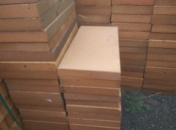 High Alumina square edge refractories tile
