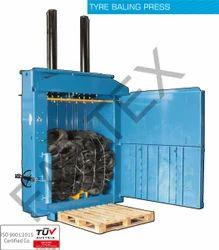 Tyre Baling Press