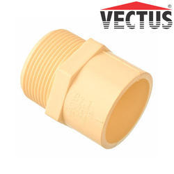 Vectus CPVC Threaded Male Adapter