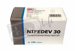 Nifedipine Extended Release Tablets 30 mg