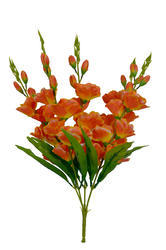 Plastic Artificial Flower Bunch