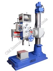 Heavy Duty Radial Drill Machine (Auto Feed & Auto Lift)