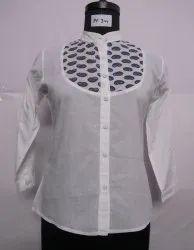 Designer Cotton Top
