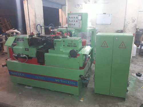 Thread Rolling Machines - Thread Rolling Machine Manufacturer from