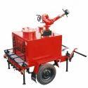 Trolley Mounted Foam Monitor