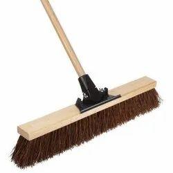 Plastic, Push Broom, For Floor Cleaning