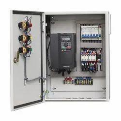 PLT Mild Steel sheet DC VFD Control Panel, 220-415v Ac, 1- 500kw