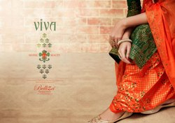 Belliza Designer Presents Salwar Suits
