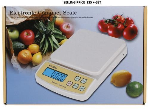 Electric Kitchen Scale Sf400a