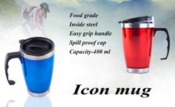 Travel Icon Mug
