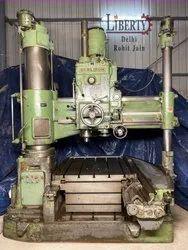Oerlikon R3 Jig Boring Machine